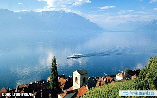 Tour Thụy Sỹ - Ý - Croatia - Áo - Séc - Hungary - Đức