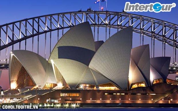 Cơ hội du lịch Úc siêu tiết kiệm chỉ 41,9 triệu