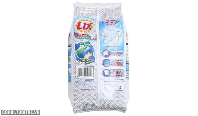 Bột giặt Lix Extra hương hoa 6Kg khuyến mãi 115.000đ