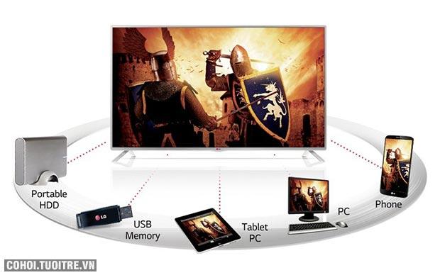 Smart TV LG 55LF595T 55 inch