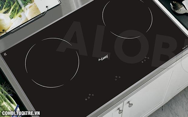 Bếp từ 2 lò cảm ứng CANZY CZ-200SS