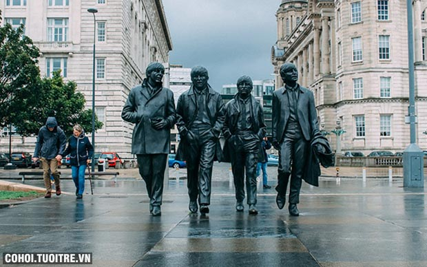 Tour London - Bristol - Liverpool - Manchester - London chỉ từ 21.590.000 đồng