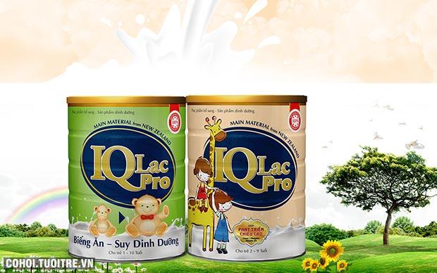 IQLac Pro, có thật sự PRO như lời quảng cáo