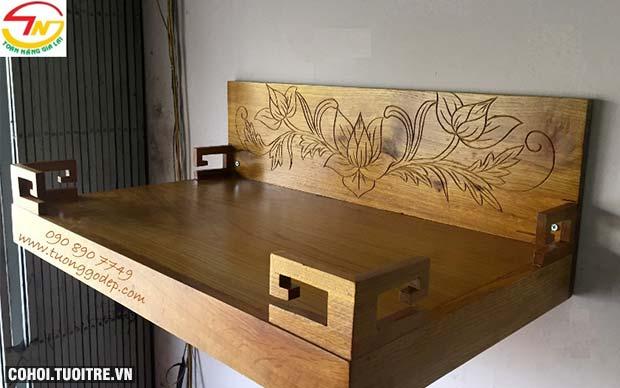 Gỗ mỹ nghệ Toàn Năng Gia Lai đúng gỗ, đúng giá