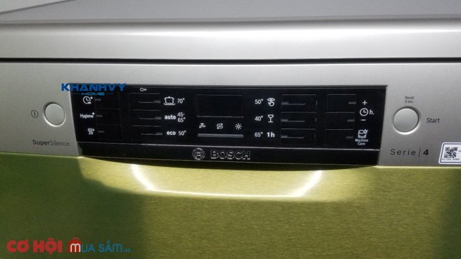 Xả kho máy rửa chén Bosch Serie 4 SMS46MI05E