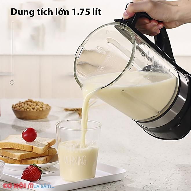 Máy làm sữa hạt Mishio MK160