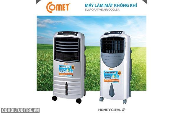 Quạt hơi nước điều hòa làm mát không khí COMET CM8827