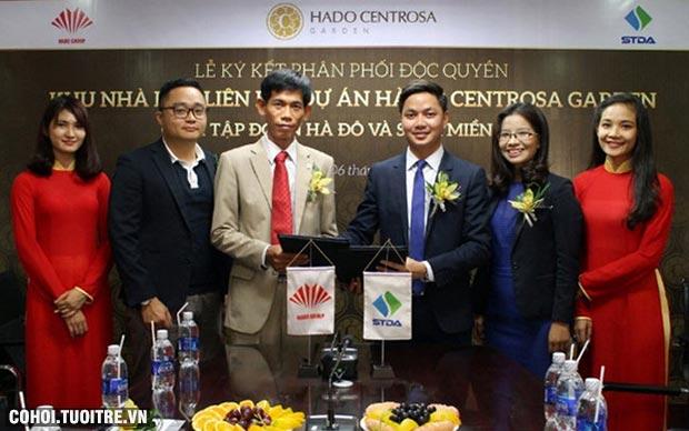 HaDo Centrosa Garden - 1 năm ra mắt, 1500 giao dịch thành công