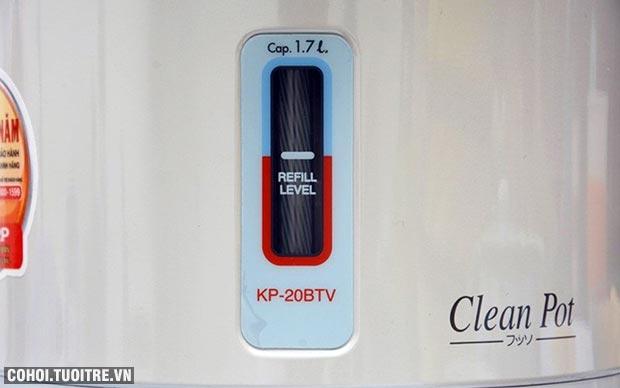Xả kho bình thủy điện Sharp KP-20BTV giá từ 835.000đ