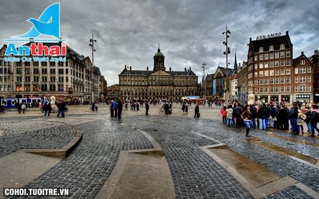 Du lịch Đức, Hà Lan, Bỉ, Pháp 8N7Đ