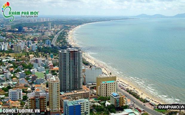 Du lịch Vũng Tàu, đảo Long Sơn ở resort 4* giá rẻ