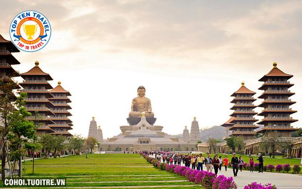 Du lịch Đài Loan 5N4Đ, đóng trước 5.990.000đ
