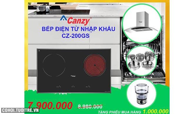 Khuyến mãi thiết bị nhà bếp KDC Emerald Celadon City