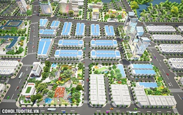 Những lý do nên đầu tư vào Singa City