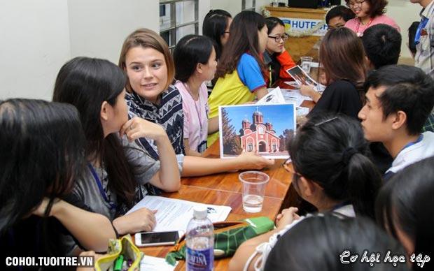 Học Ngôn ngữ Anh - nắm bắt cơ hội việc làm đa dạng