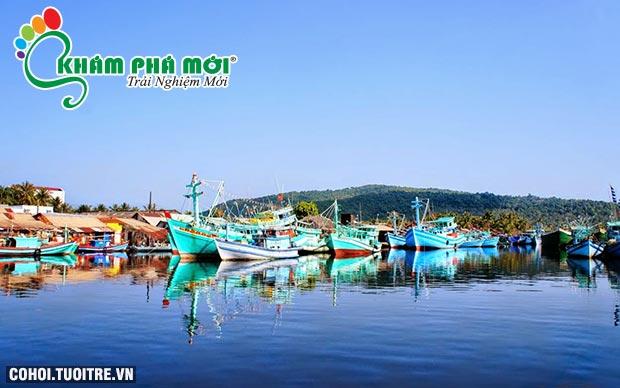 Tour Tết Phú Quốc, câu cá, lặn ngắm san hô