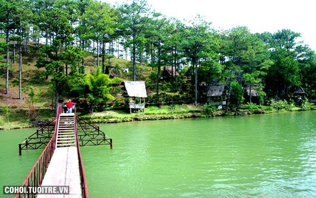 Tour Đà Lạt - Nha Trang 4N4Đ - KS 4 sao