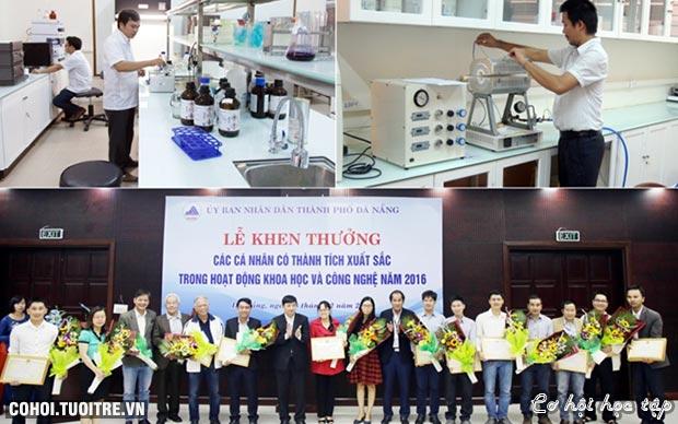 Đại học Duy Tân công bố 207 bài báo ISI trong năm 2016