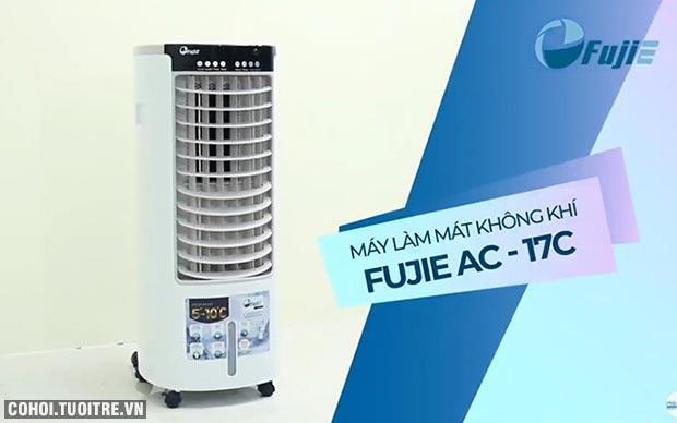 Quạt hơi nước, máy làm mát điều hòa không khí FujiE AC-17C