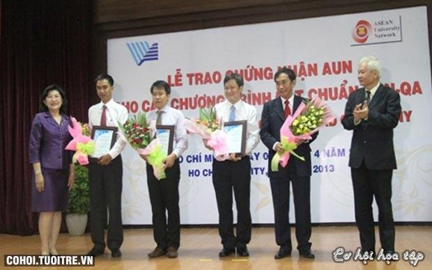 AUN-QA, cơ sở tin cậy trong việc chọn trường