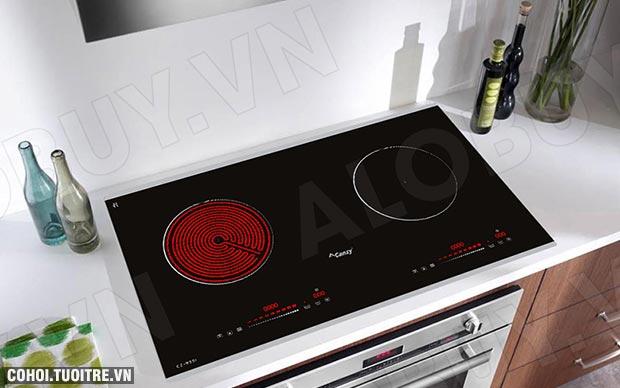 Bếp từ đôi hồng ngoại cảm ứng CANZY CZ-930H
