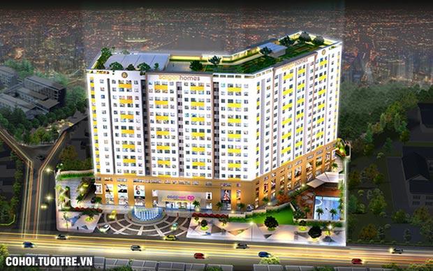 Eximrs công bố dự án căn hộ 880 triệu