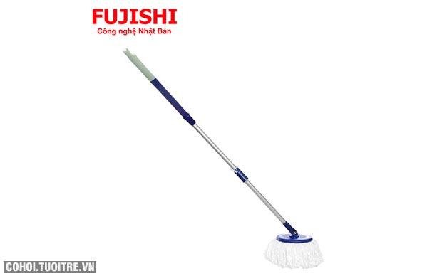 Cây lau sàn nhà thông minh xoay tay 360 độ Fujishi