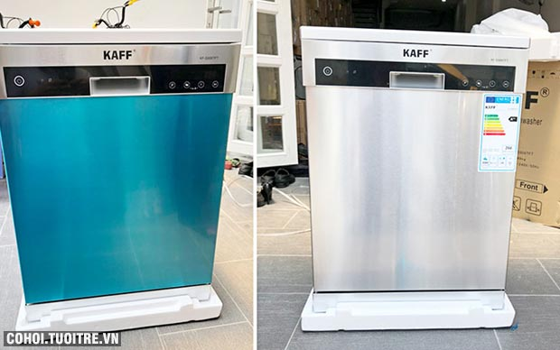Máy rửa bát Kaff KF-S906TFT nhập khẩu Malaysia