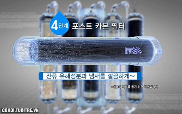 Máy lọc nước nóng lạnh Canzy CZ-816S22B