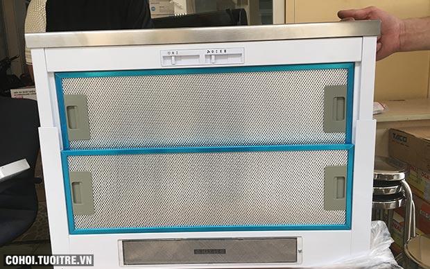 Máy hút mùi âm tủ 7 tấc Canzy CZ-7002SYP