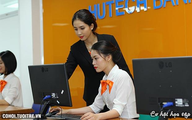 Mô phỏng doanh nghiệp trong đào tạo tại HUTECH
