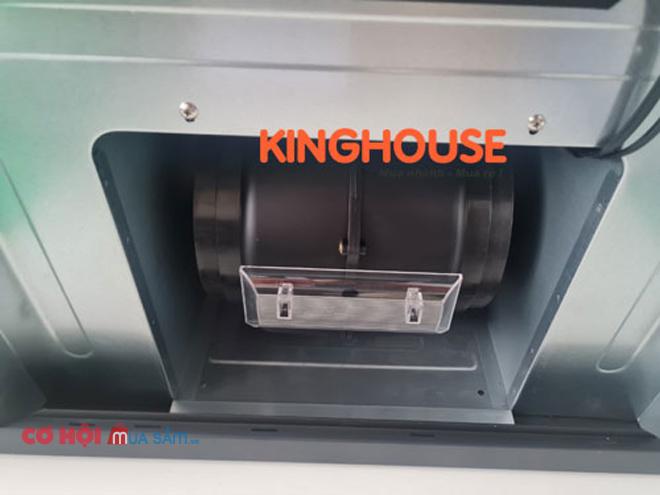 Máy hút mùi Canzy CZ Pro 333S