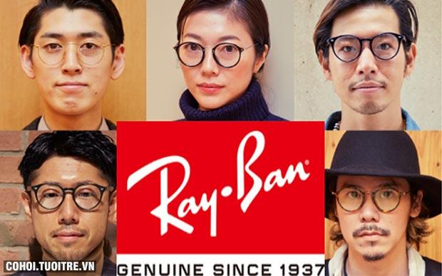i-MEGANE khởi động chương trình siêu giảm giá Rayban chính hãng