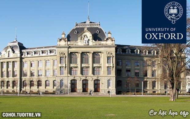 SV FPT BTEC chuyển tiếp thẳng năm cuối ĐH Oxford