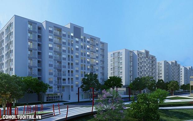 Cơ hội an cư tại EHomeS Nam Sài Gòn