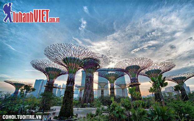 Du lịch liên tuyến Singapore - Malaysia giá ưu đãi
