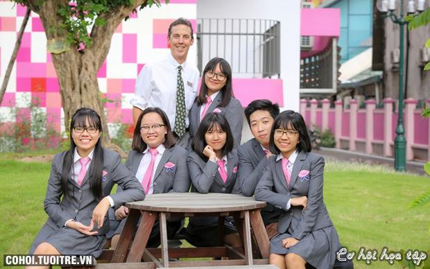 Chìa khóa để học sinh Việt Nam tự tin hội nhập quốc tế