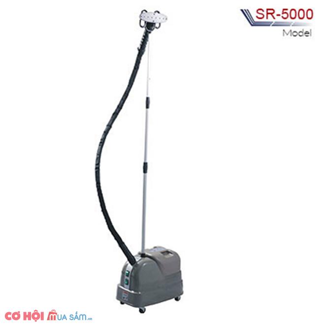 Bàn ủi hơi nước đứng công nghiệp Silver Star SR-5000