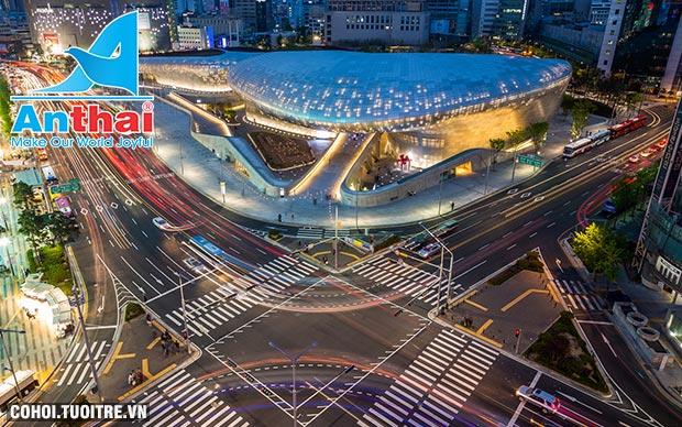 Du lịch Hàn Quốc khám phá Seoul, Nami, Everland