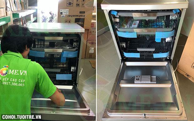 Máy rửa bát độc lập Teka LP9 850 inox