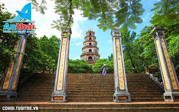 Tour Đà Nẵng, Sơn Trà, Hội An, Bà Nà, Huế, động Phong Nha 5N4Đ