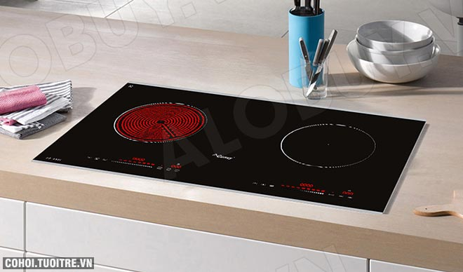 Xả kho bếp từ đôi hồng ngoại CANZY CZ-930H chỉ từ 3.250.000đ