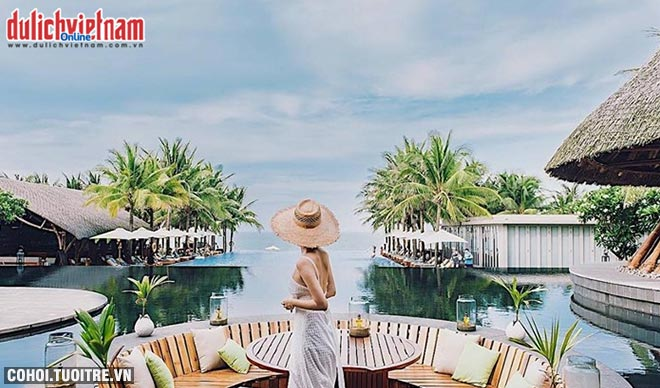 Combo Đà Nẵng 3N2Đ ở Naman Retreat Resort 5 sao