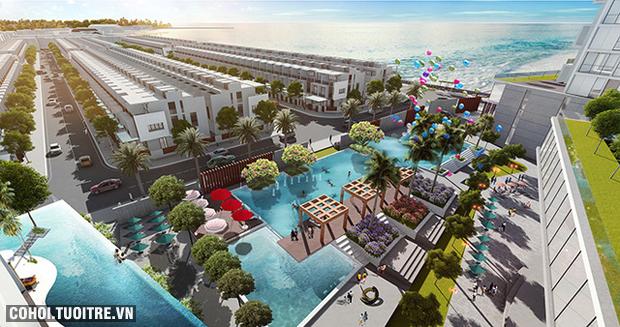 Vietpearl City - Đất vàng thương mại thành phố Phan Thiết