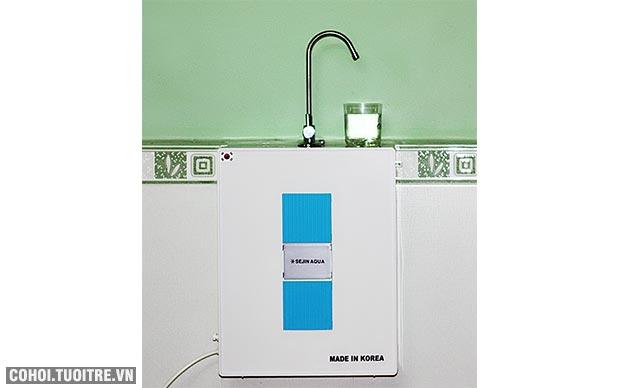 Công nghệ mới - máy lọc nước không dùng điện