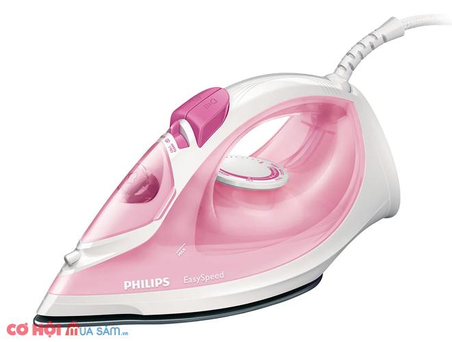 Bàn ủi hơi nước Philips GC1021