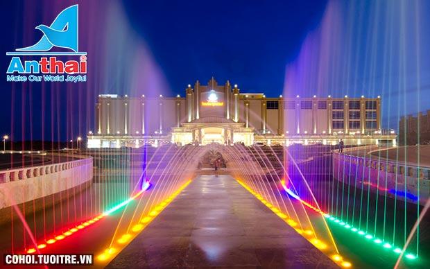 Tour Campuchia, Phnom Penh - Sihanouk Ville - Bokor