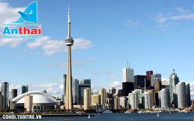 Du lịch Toronto, Vancouver - Canada 9N8Đ