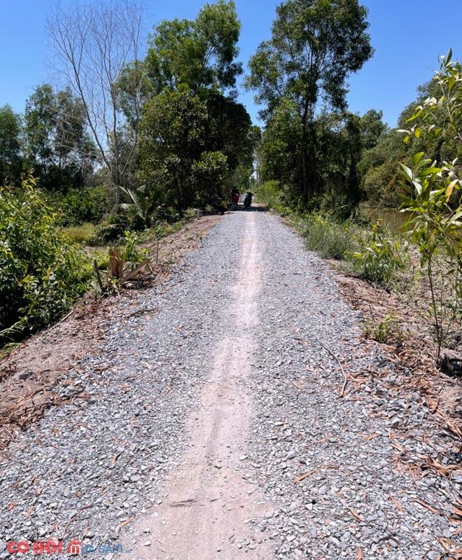 Cần sang đất ở huyện Thủ Thừa, tỉnh Long An