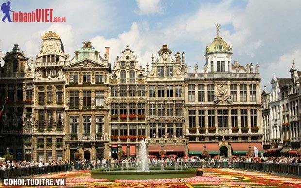 Tour châu Âu 7N giảm ngay 8 triệu khi đăng ký sớm